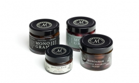 New Year brings to MONOGRAM ….New Olive Products …