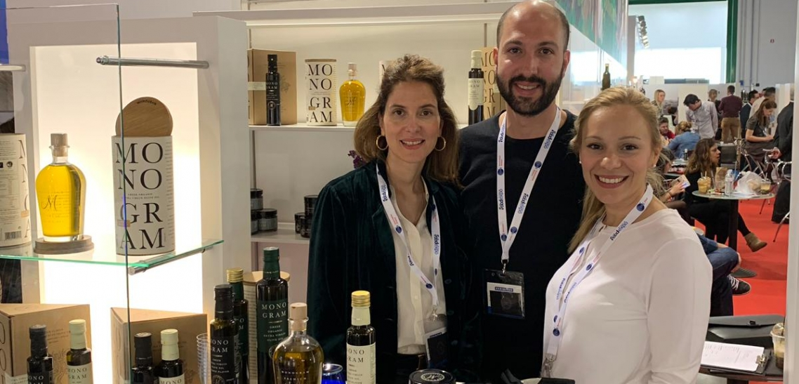 So proud of gaining another Olive Oil Award during Food Expo 2019.