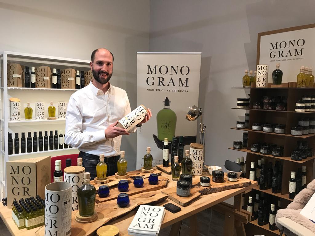 Meet MONOGRAMers at Greek Brand New
