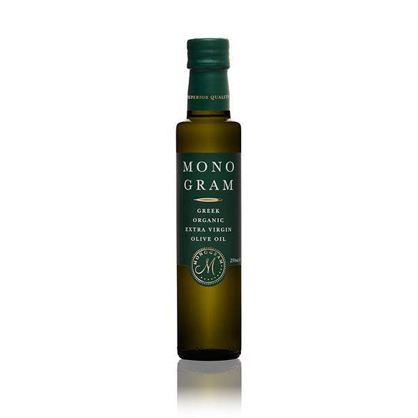 Koroneiki cultivar Organic 250ml