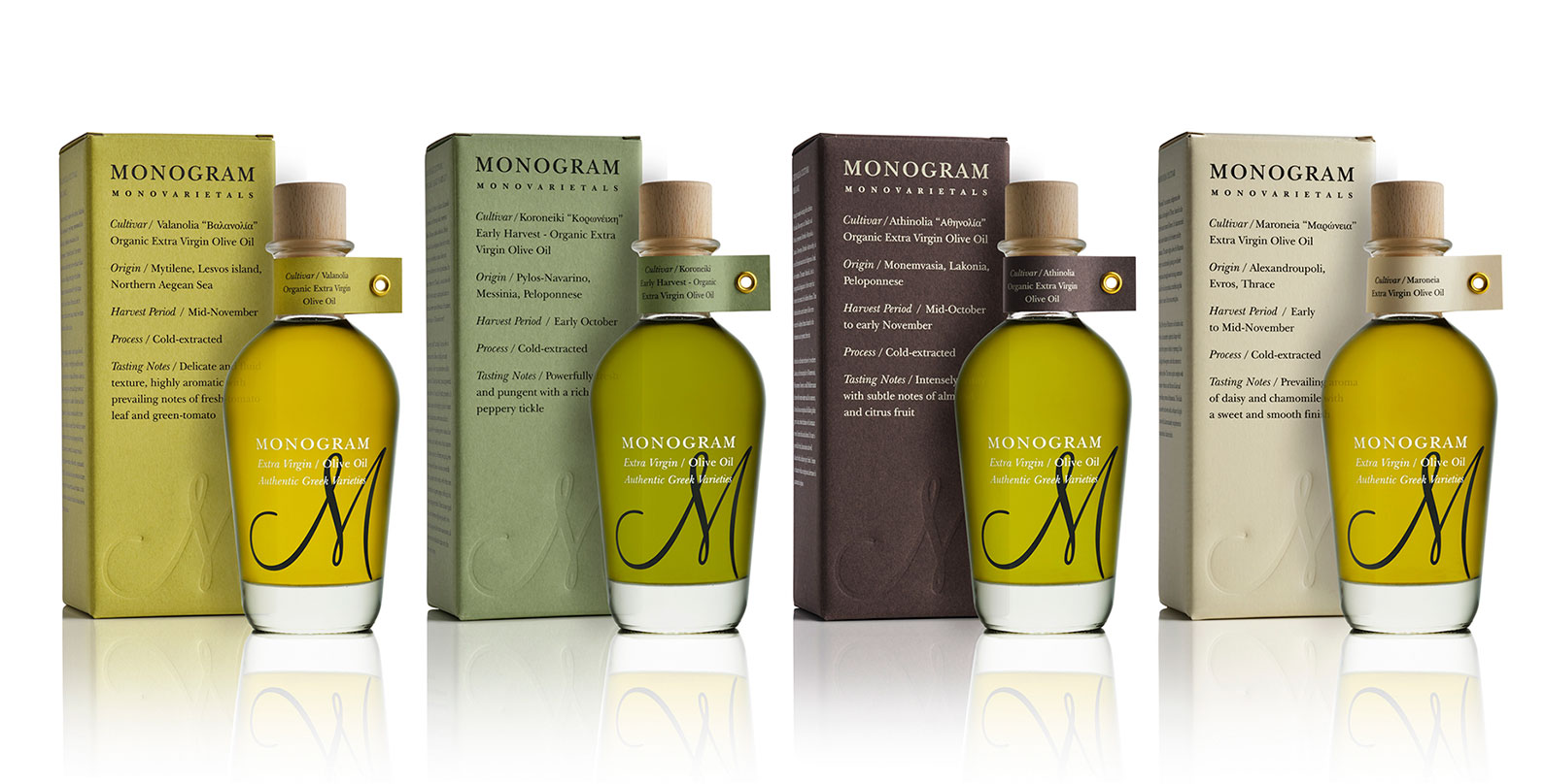 Monogram-Monovarietals-Family