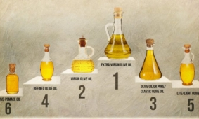 Why we should cook with Extra Virgin Olive Oil