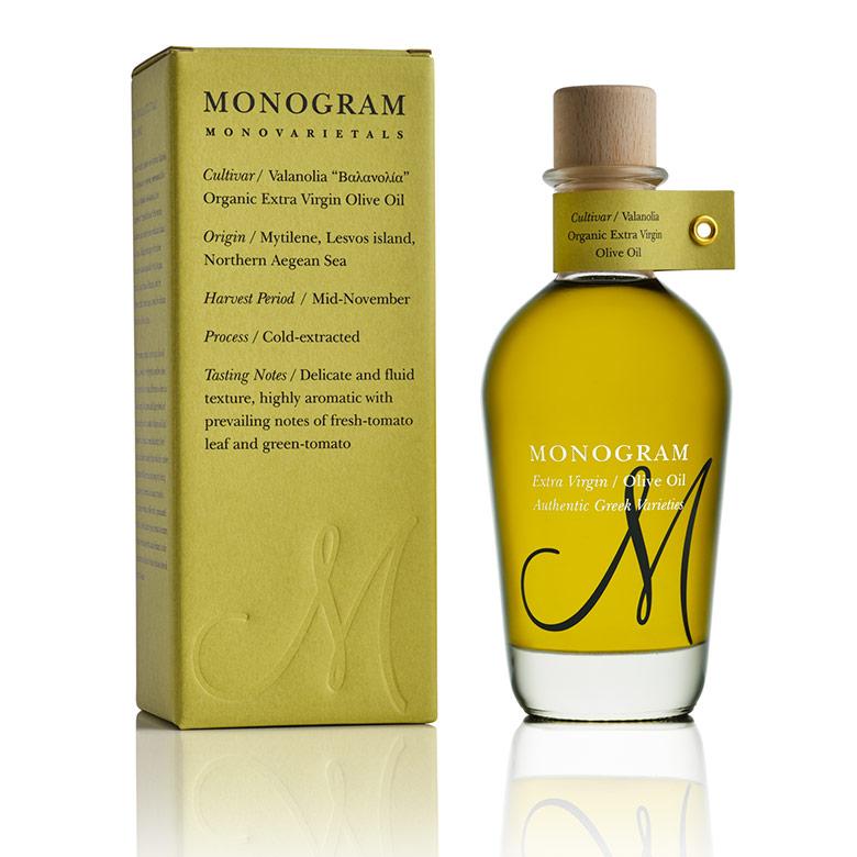 Valanolia Monogram Olive Oil