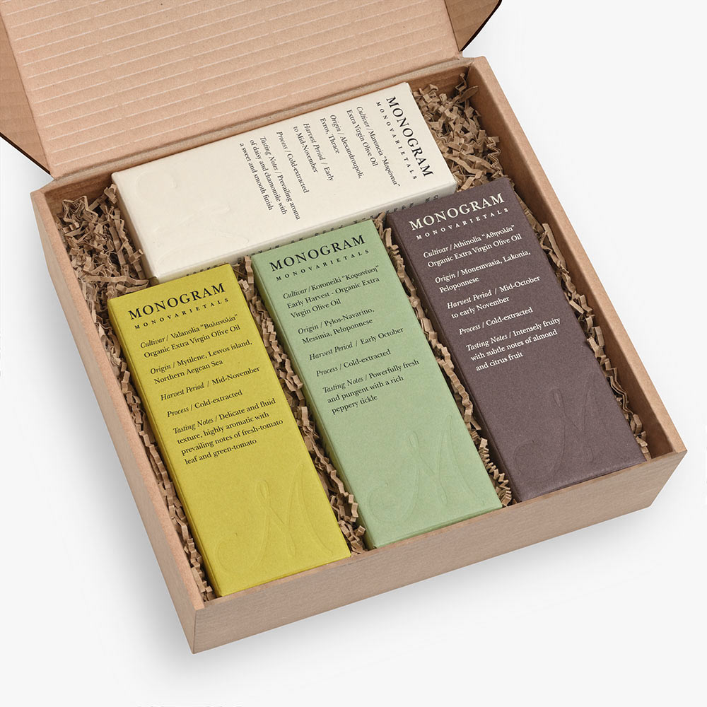 OLIVE OIL LOVERS GIFT BOX