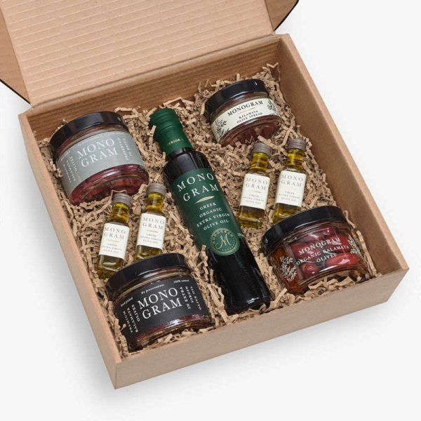 OLIVE LOVER'S GIFT BOX