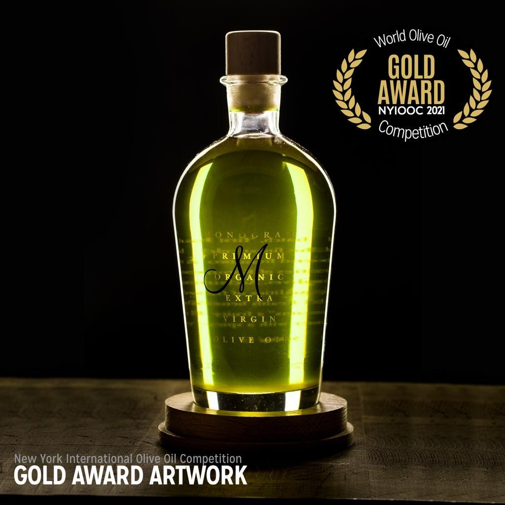 INTERNATATIONAL OLIVE OIL COMPETITIONNYIOOC 2021