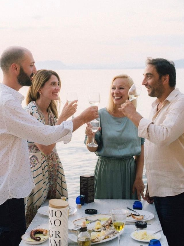 MONOGRAM is a GOLD Award-winning Greek brand-Celebration time!!